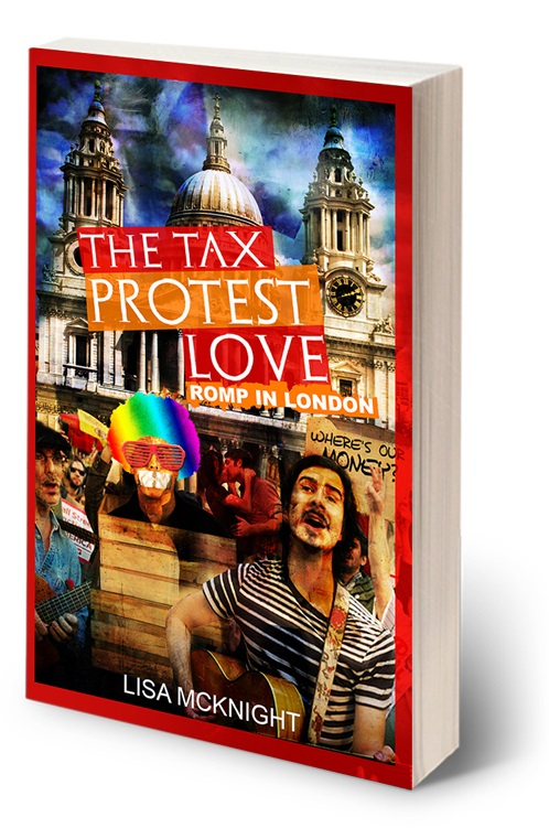 Romantic Comedy book The Tax Protest Love Romp in London